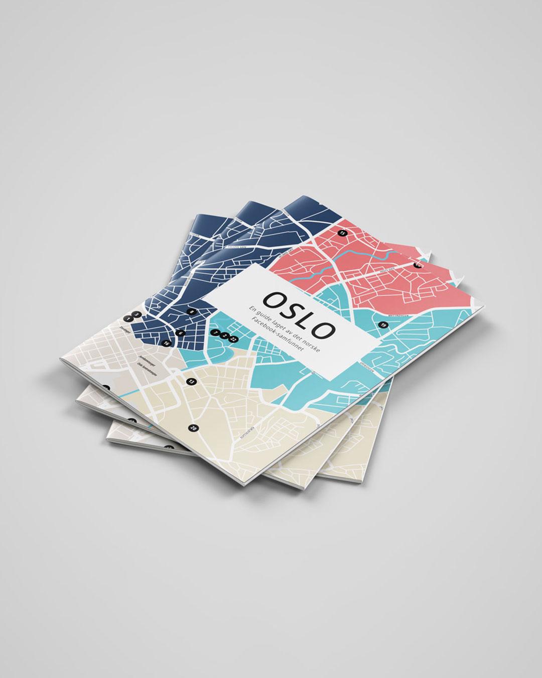 ohHello Design Project   Broshure - Facebook Community City Guide