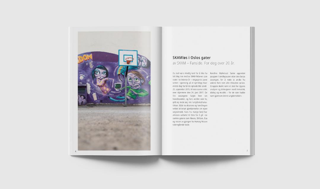 ohHello Design Project   Brosjyre - Facebook Community City Guide