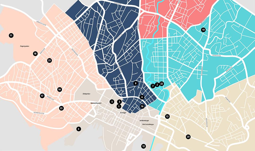 ohHello Design Project | City Guide | Facebook