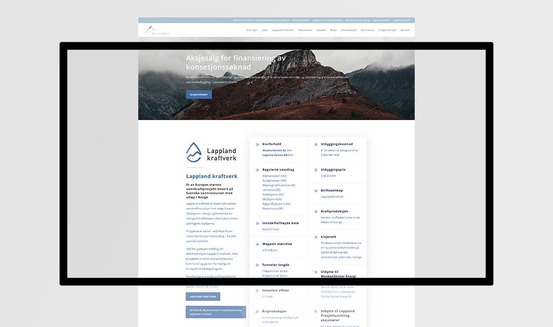 ohHello Design Project | Webdesign | MuskenSenter