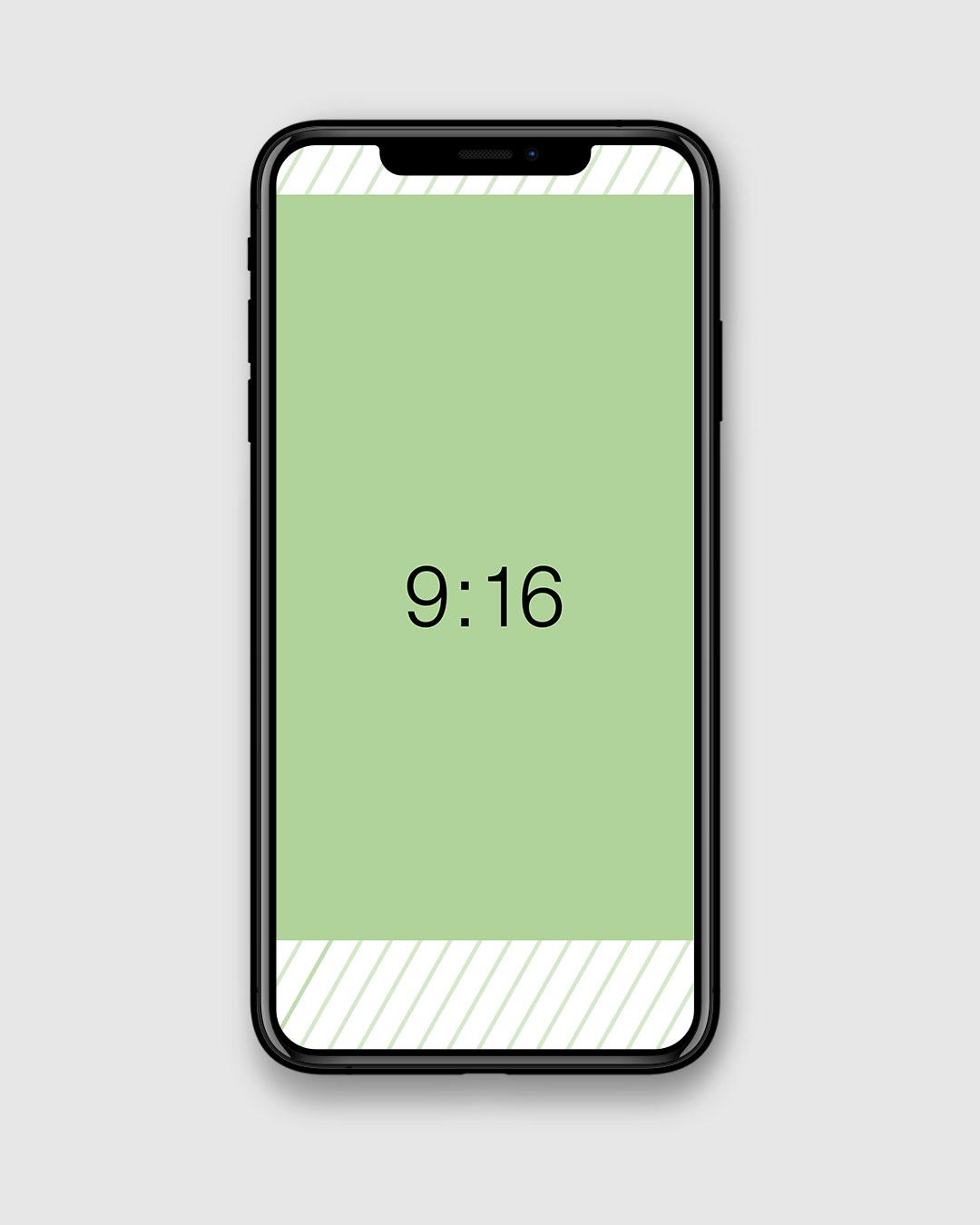 ohHello Design | Ressurser | Bildestørrelse 9:16 iPhoneX