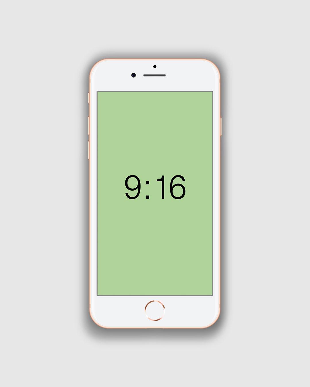 ohHello Design | Ressurser | Bildestørrelse 9:16 iPhone8