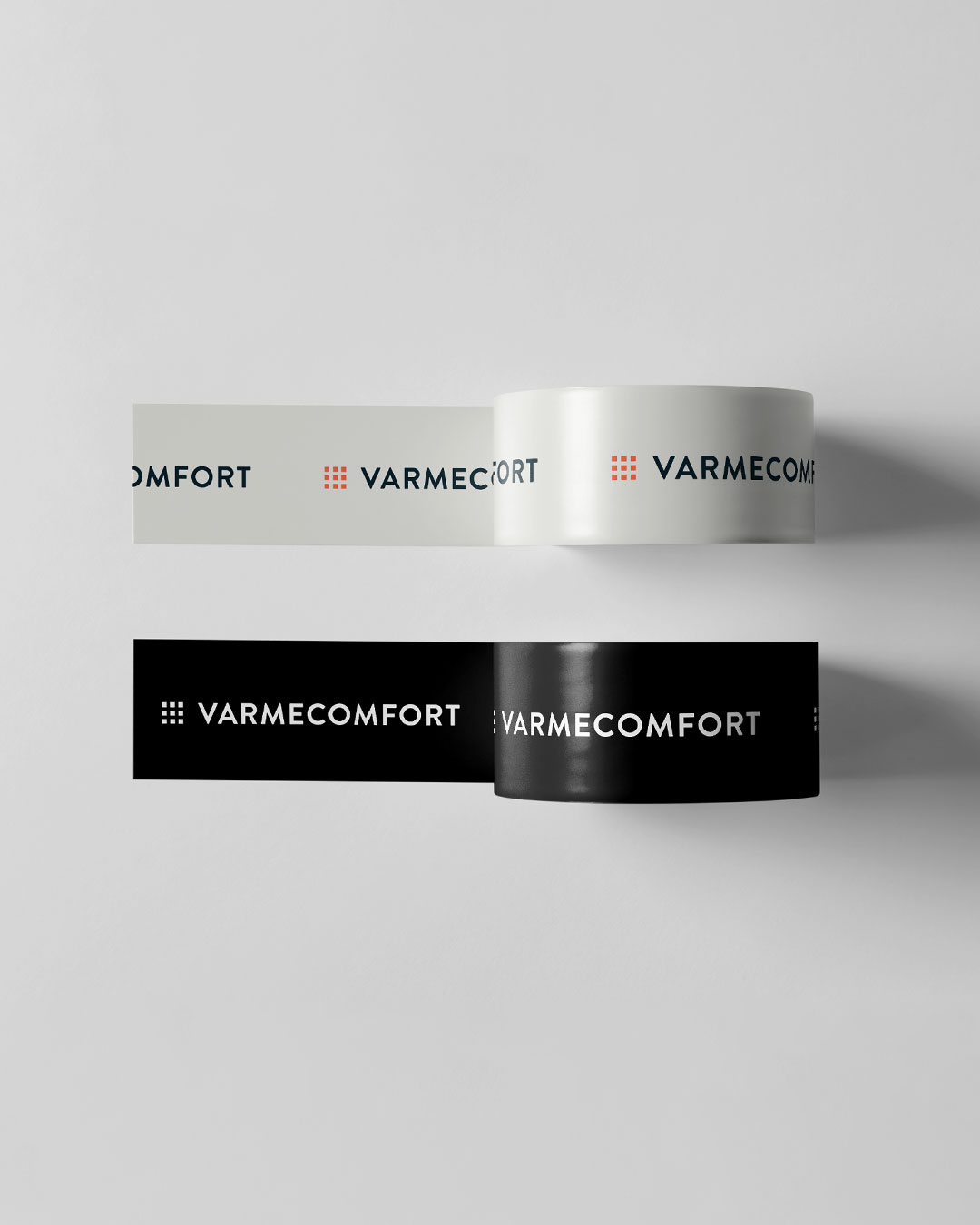ohHello Design Project | Varmecomfort Identity - Example i Design Manual